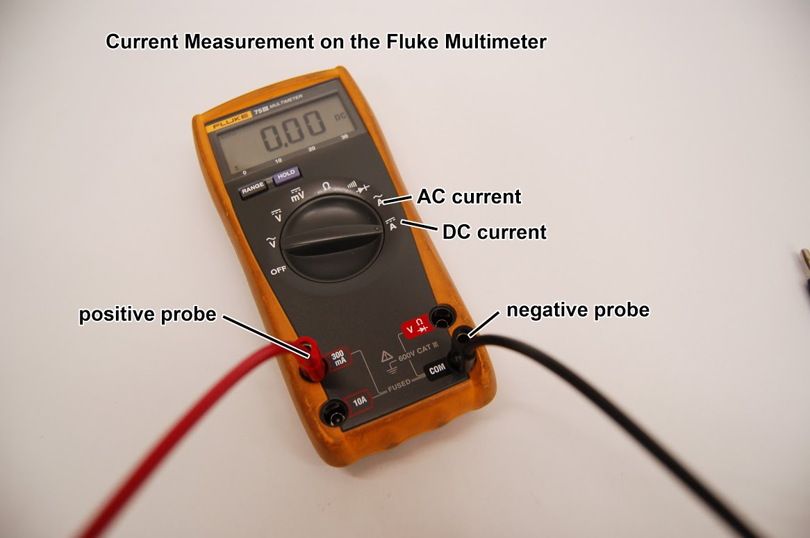 Voltage And Current Now Change The Voltmeter Connection To Circuit So As Measure Must Run Through Multimeter In Order For Meter Number Of Amps You Can Connect